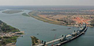 Kazungula Bridge construction finally complete-contractor