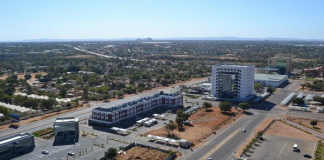 Largest mall in Botswana begins construction
