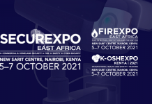 Securexpo East Africa 2021-5 – 7 October