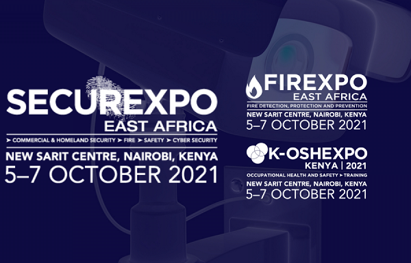 Securexpo East Africa 2021-5 – 7 October