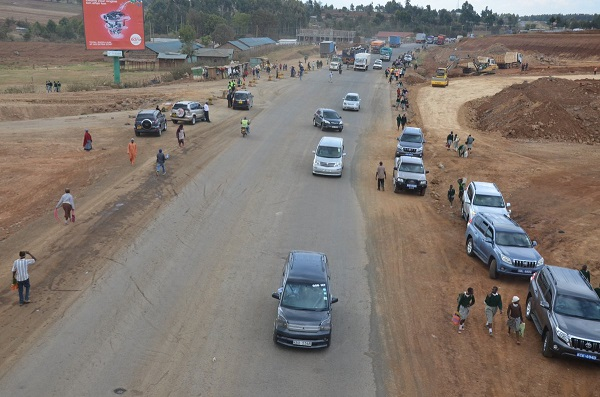 VINCI signs PPP contract for a major highway in Kenya
