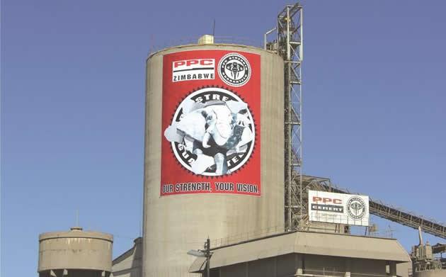 Construction material provider PPC Ltd acknowledges tough times