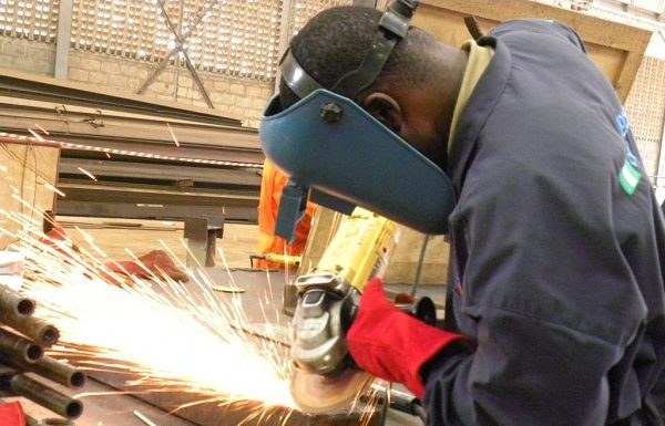 Samsung boosts welding skills in Nigeria