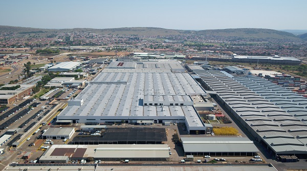 Ford Motor Company of Southern Africa goes solar