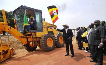 List of Chinese construction companies in Uganda