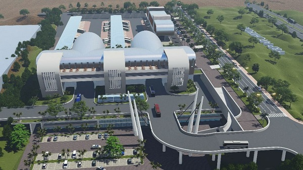Tanzania's modern bus terminal Mbezi Luis set for completion