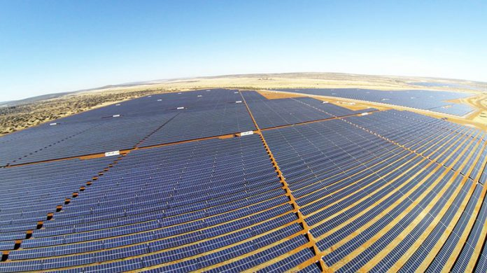 Seeping giant Africa solar energy potential is simply enormous