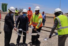 Rehabilitation of Walvis Bay-Arandis railwayline starts in Namibia
