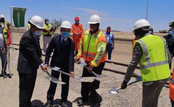 Rehabilitation of Walvis Bay-Arandis railwayline starts in Namibia