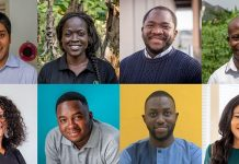 Academy recognises the entrepreneurial innovators shaping Africa