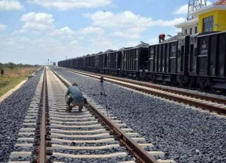 Constructions starts on Nigeria-Niger Railway project