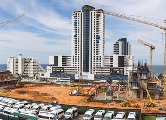 Infrastructure spend needed to cushion impact of Covid-19 on construction sector