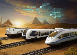 Landmark MoU to construct Egypt's first high-speed rail system