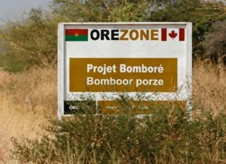 Orezone gets funds for its Burkina Faso gold project