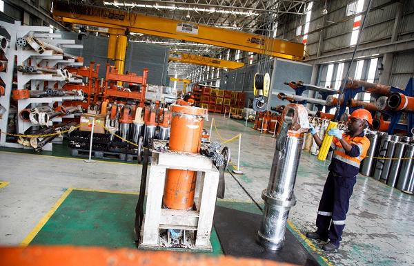 Hitachi Construction Machinery Zambia Selects DSI® ScanWorkX® for Future-Proofing Microsoft Dynamics 365 Upgrade Path