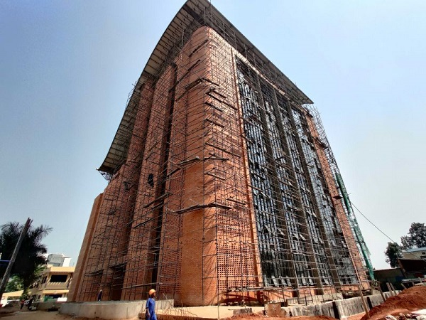 I&M Bank Offices Kigali is what modern Architecture means