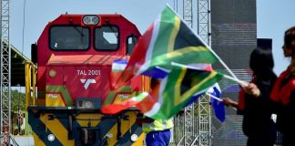 Transnet launches application to review contracts on locomotive transaction