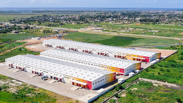 Agility opens newly constructed Logistics Park in Maputo