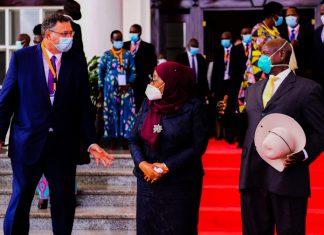 Greenpeace Africa criticizes Uganda-Tanzania oil pipeline deal