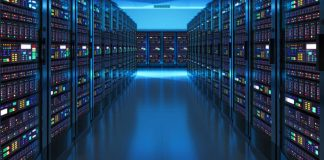 Is there a growing demand for buildings that host internet servers?
