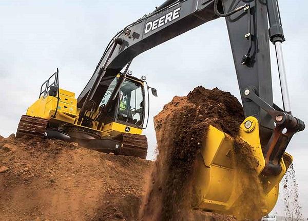 John Deere eyes Africa construction market