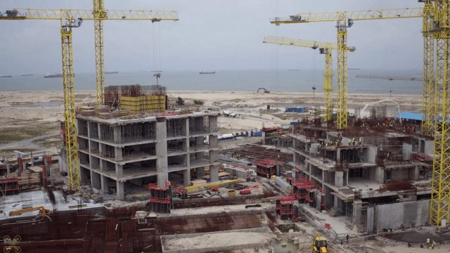 Nigeria's construction industry to recover and grow by 3.9% in 2021, report
