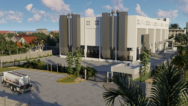 iColo starts construction of third data center in Kenya