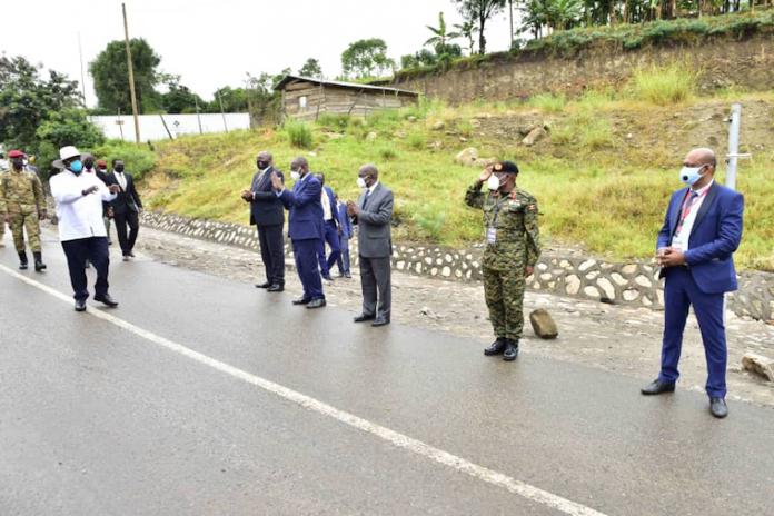 Major road construction starts in DRC