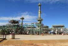 Mozambique begins work on gas-to-power plant, transmission line
