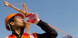 Improving heat safety on summer construction sites