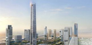 KONE to equip the tallest building in Africa