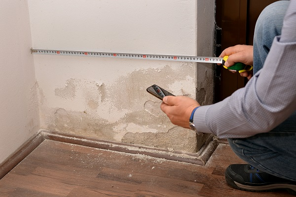 8 Warning Signs Of Water Damage In Your Home