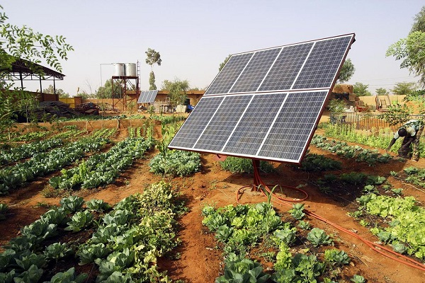 A Just Recovery Renewable Energy Plan for Africa